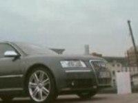 Видео обзор Audi S8