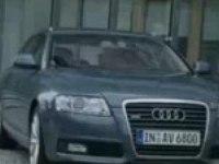 Коммерческое видео Audi A6 Avant