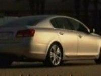 Видео обзор Lexus GS 450h Hybrid Sports Sedan