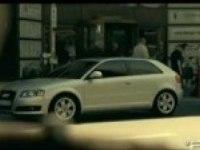 Рекламный ролик Audi A3