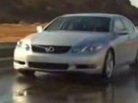 Внешний обзор Lexus GS 300