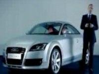 Коммерческое видео Audi TT Coupe