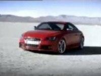 Коммерческое видео Audi TTS Coupe