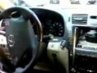 Lexus LS460h паркуется сам!