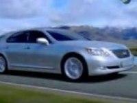 Реклама Lexus Ls с волшебной музыкой!