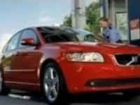 Коммерческая реклама Volvo S40
