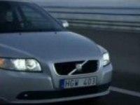 Промо видео Volvo S40