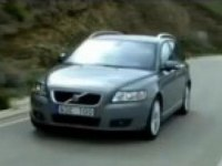 Промо видео Volvo V50
