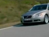 Промо видео Volvo V70
