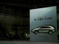 Рекламный ролик Lexus RX 350