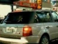 Рекламный ролик Range Rover Sport