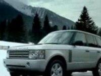 Коммерческая реклама Range Rover
