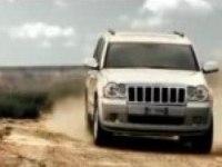 Рекламный ролик Jeep Grand Cherokee