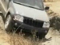 Видео тест Jeep Grand Cherokee