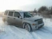 Видео тест Jeep Patriot