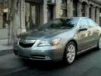Коммерческое видео Acura RL