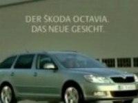 Немецкая реклама Skoda Octavia A5 Combi