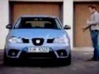 Рекламный ролик Seat Ibiza Hatchback
