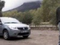 Южноафриканский тест-драйв Renault Sandero (язык теста - Afrikaanse)