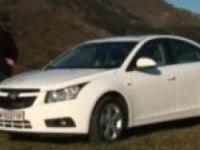 Тест-драйв Chevrolet Cruze от Автопилот