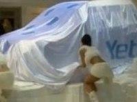 Презентация Шкода Йети на Geneva Motor Show 2009