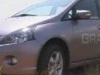 Тест-драйв Mitsubishi Grandis от Автопилот