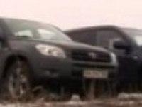 Сравнительный тест-драйв Toyota RAV4 и Suzuki Grand Vitara от Автопилот