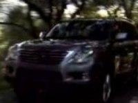 Видео-обзор Lexus LX 570