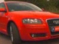 Тест-драйв Audi A3 от Автопилот