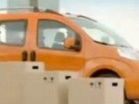 Реклама FIAT Fiorino Qubo