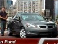 First Drive: Honda Accord Sedan by Edmunds Inside Line
