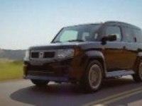Видеообзор Honda Element SC