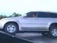 Экстримальный тест-драйв Lexus GX