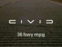 Рекламный ролик Honda Civic Sedan
