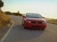 Небольшей видеообзор Honda Civic Si Coupe