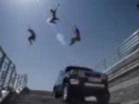 Рекламный ролик Toyota FJ Cruiser