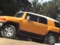 Видеообзор Toyota FJ Cruiser
