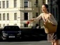 Рекламный ролик Subaru Legacy