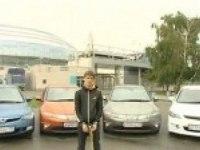 Видеообзор Honda Civic