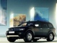 Рекламный ролики Mitsubishi Pajero Sport
