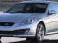 Проморолик Hyundai Genesis Coupe