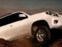 Реклама Тойота Ленд Крузер Прадо