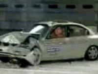 Crash Test Hyundai Elantra XD