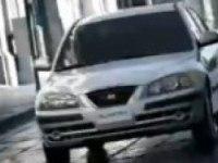 Реклама Hyundai Elantra XD