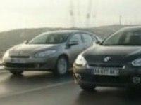 Проморолик Renault Fluence