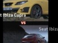 Seat Ibiza SC FR vs Seat Ibiza SC Cupra