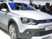 Премьера Volkswagen Cross Polo в Женеве.