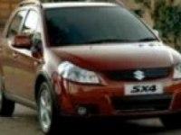 Рекламый ролик Suzuki SX4