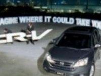 Рекламый ролик Хонда CR-V