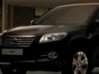 Промовидео Toyota RAV4